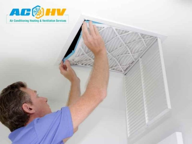 How to Change an Air Conditioner Filter in Your House